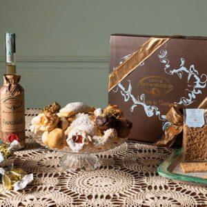 agrifoglio cesta regalo, vendita online
